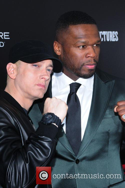 Eminem and Curtis 50 Cent Jackson 7