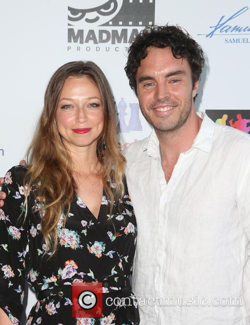 Zoe Tuckwell-smith and Damon Gameau 1