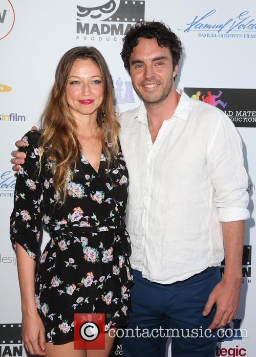 Zoe Tuckwell-smith and Damon Gameau 6