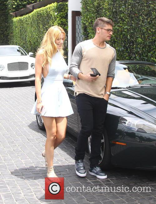 Bella Thorne, Gregg Sulkin and Los Angeles 11