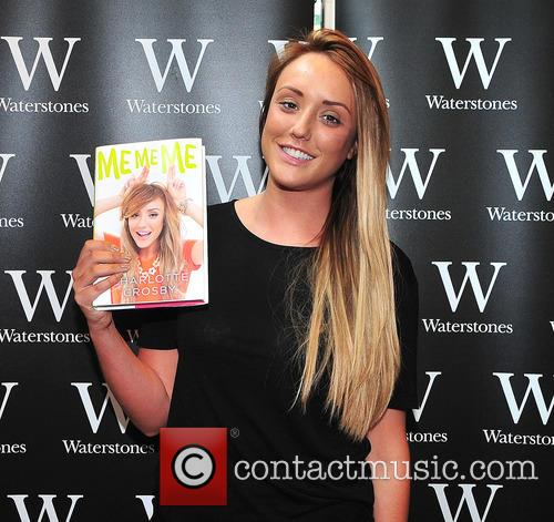 Charlotte Crosby 'Me, Me, Me' book promotion