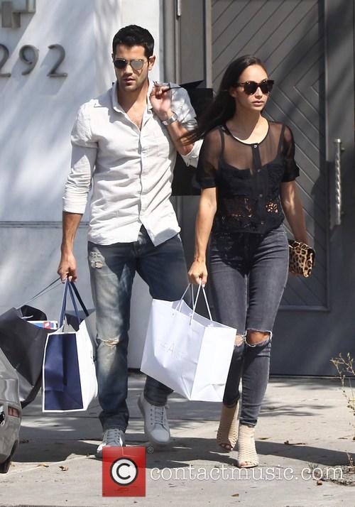 Cara Santana and Jesse Metcalfe 2