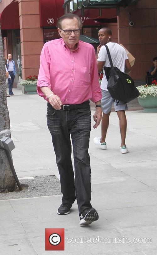 Larry King 2
