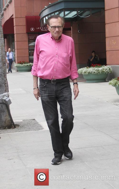 Larry King 5