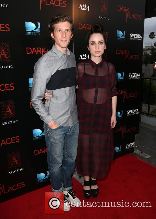 Daryl Wein and Zoe Lister Jones 2