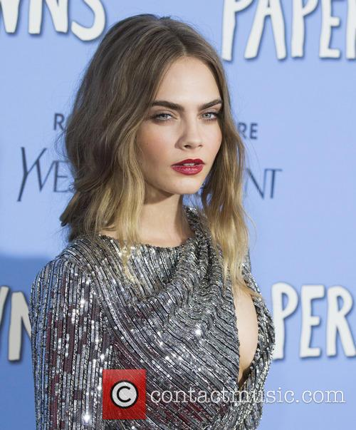 "Cara Delevingne Confirms She'S ""Not Doing Fashion Work Any More"""