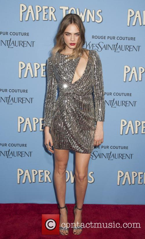 New York premiere of 'Paper Towns'