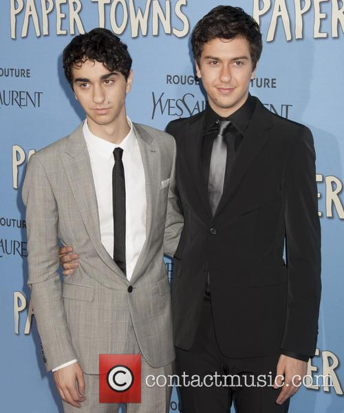 Alex Wolff and Nat Wolff 2