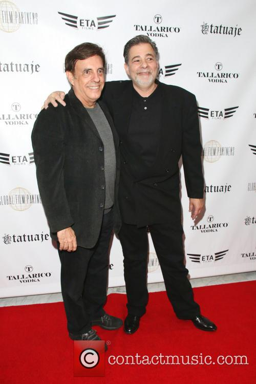 Paul Hertzberg and Darrell Casalino