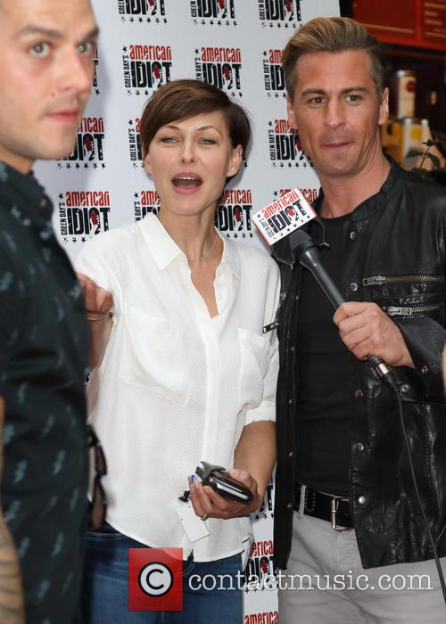 Emma Willis and Matt Evers 6