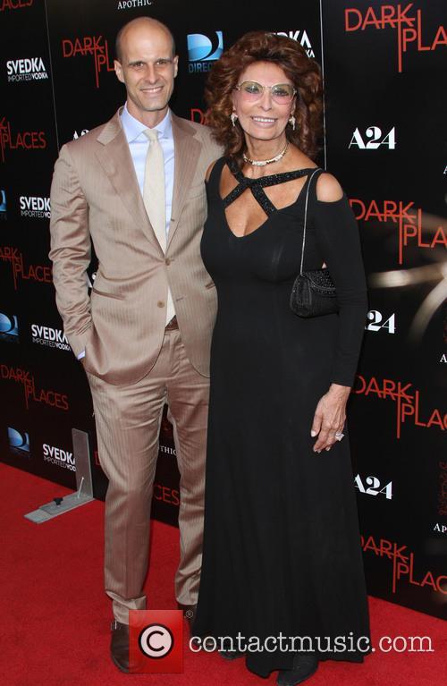 Sophia Loren and Edoardo Ponti 2