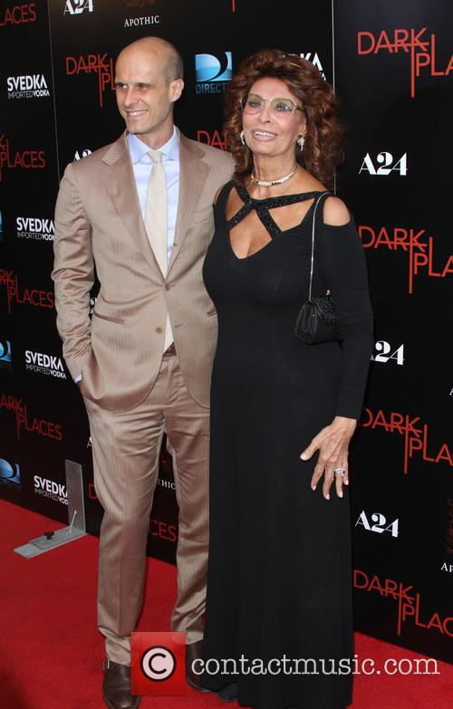 Sophia Loren and Edoardo Ponti 3