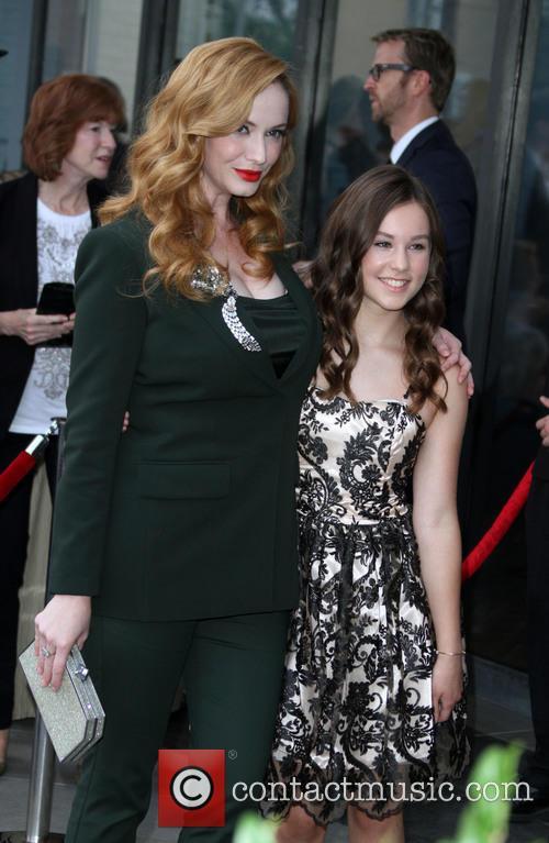 Christina Hendricks and Natalie Precht 2