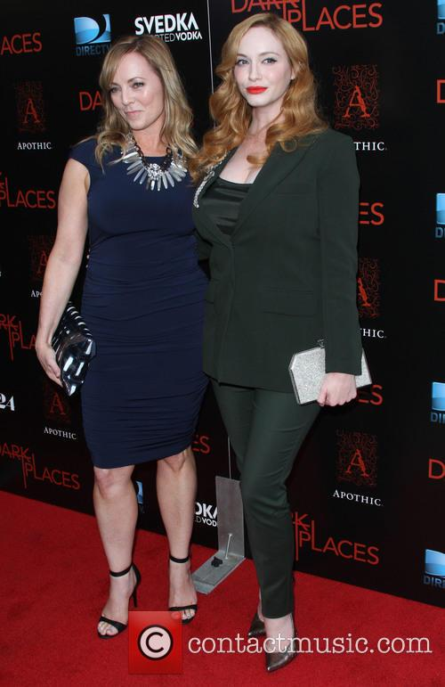 Dark Places Premiere