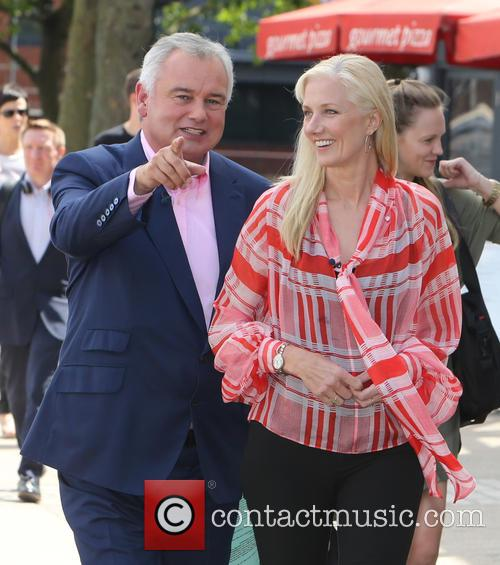 Eamonn Holmes, Ruth Langsford and Joely Richardson 3