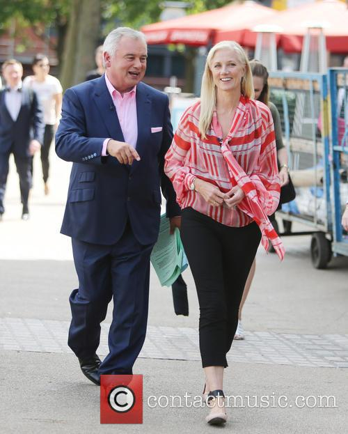 Eamonn Holmes, Ruth Langsford and Joely Richardson 7