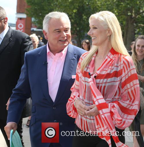 Eamonn Holmes, Ruth Langsford and Joely Richardson 10
