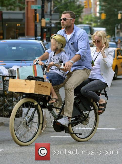 Liev Schreiber cycles with family