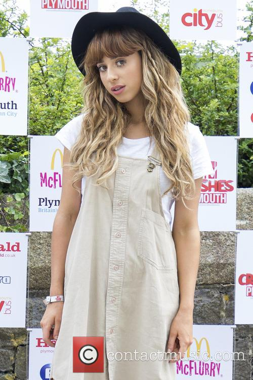 MTV Crashes Plymouth - Photocall