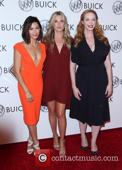 Jenna Dewan Tatum, Ali Larter and Christina Hendricks 2