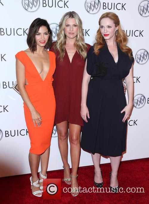 Jenna Dewan Tatum, Ali Larter and Christina Hendricks 4