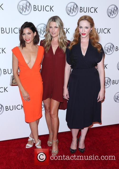 Jenna Dewan Tatum, Ali Larter and Christina Hendricks 5