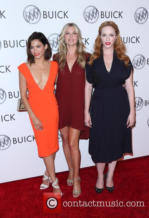 Jenna Dewan Tatum, Ali Larter and Christina Hendricks 6