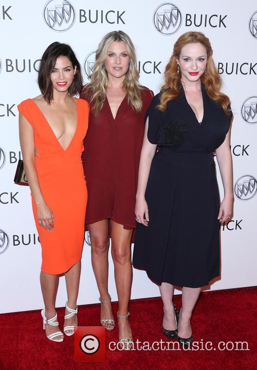 Jenna Dewan Tatum, Ali Larter and Christina Hendricks 7