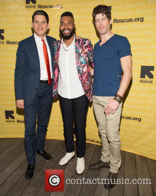 David Milliband, Chef Kpe and Brad Raider 4