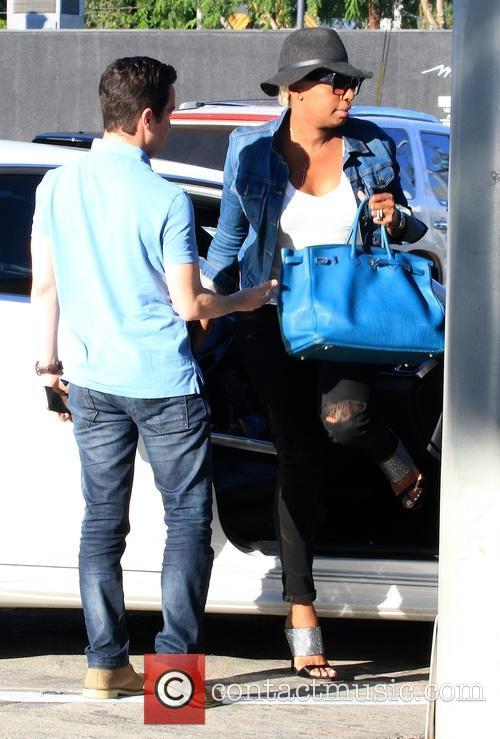 NeNe Leakes arrives at Craig's restaurant