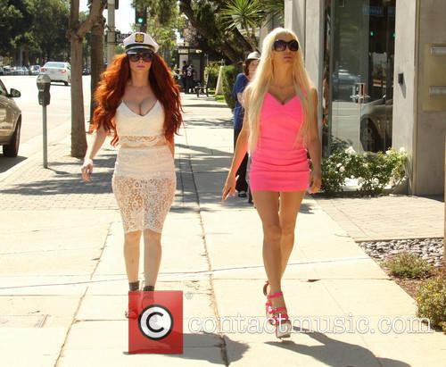 Frenchy Morgan and Phoebe Price 2
