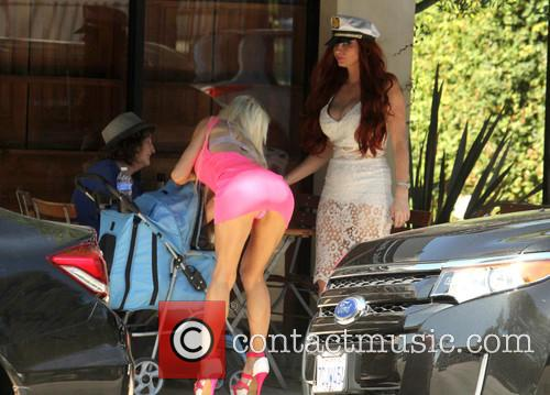 Frenchy Morgan and Phoebe Price 9