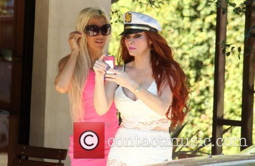Frenchy Morgan and Phoebe Price 10