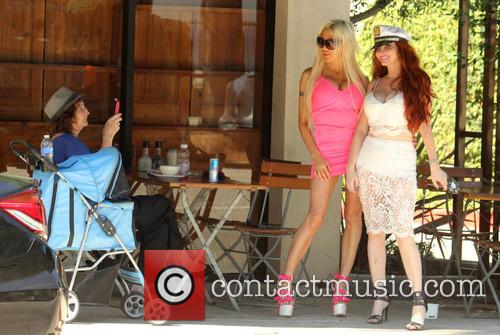 Frenchy Morgan and Phoebe Price 11