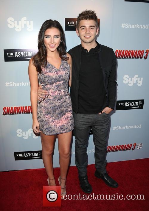Ryan Newman and Jack Griffo 10