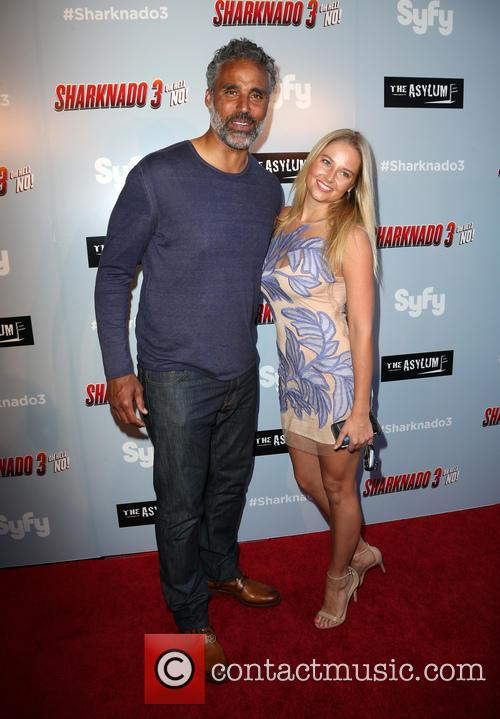 Rick Fox and Genevieve Morton 7