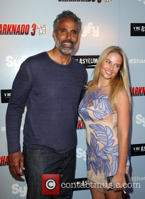 Rick Fox and Genevieve Morton 8
