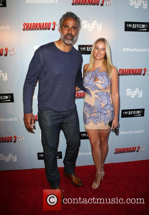 Rick Fox and Genevieve Morton 9