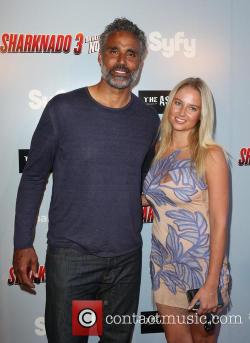Rick Fox and Genevieve Morton 10