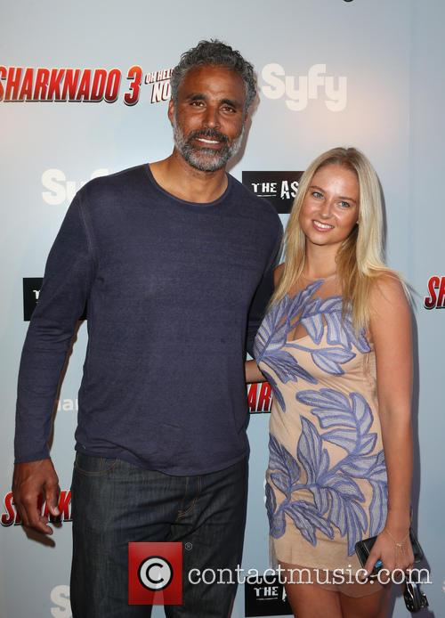 Rick Fox and Genevieve Morton 11