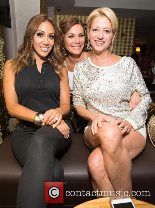 Melissa Gorga and Countess Luann De Lesseps 2