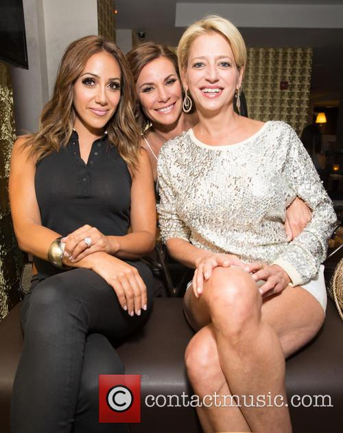 Melissa Gorga and Countess Luann De Lesseps 3