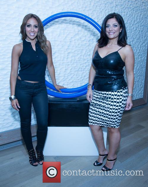 Melissa Gorga and Kathy Wakile 6