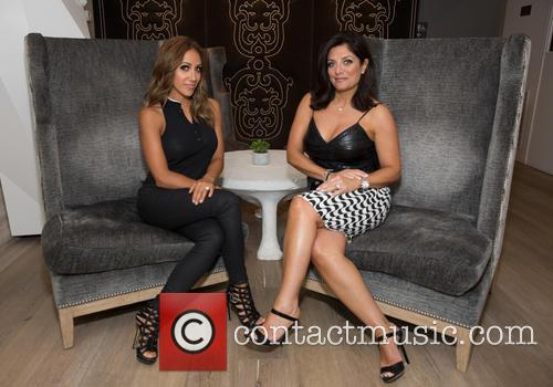Melissa Gorga and Kathy Wakile 7
