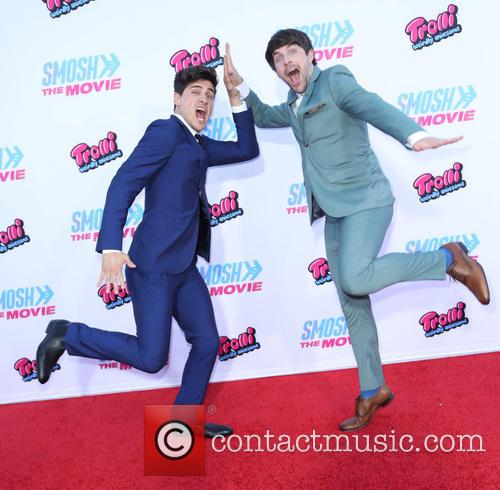 Anthony Padilla and Ian Hecox 5