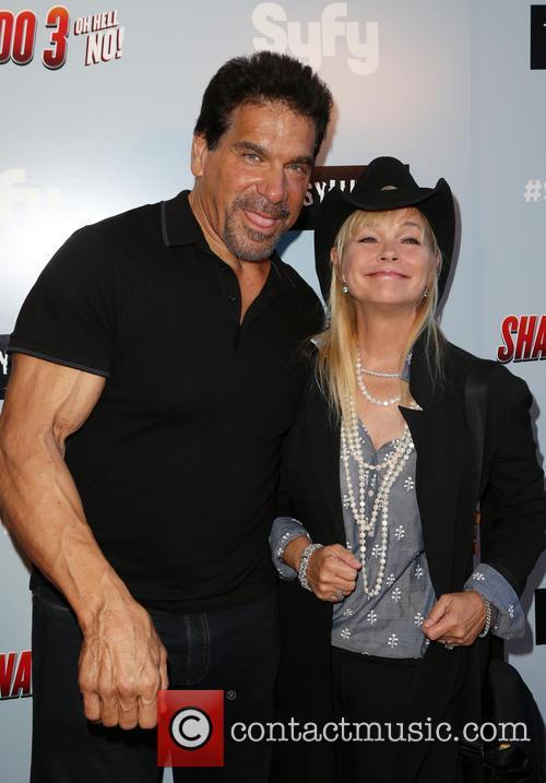 Lou Ferrigno and Julie Mccullough 4