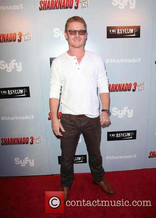 Los Angeles premiere of The Asylum's 'Sharknado 3:...