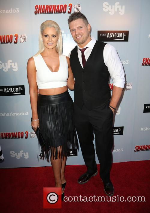 Maryse Mizanin and Mike Mizanin 9