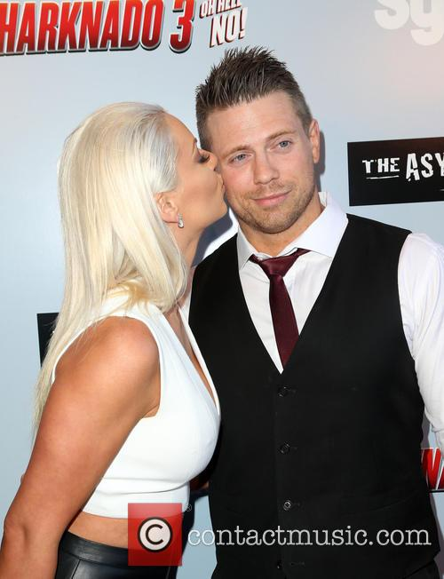 Maryse Mizanin and Mike Mizanin 10