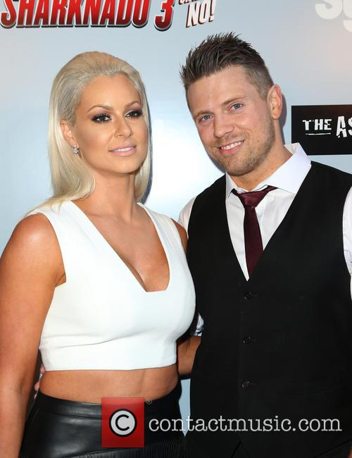 Maryse Mizanin and Mike Mizanin 11